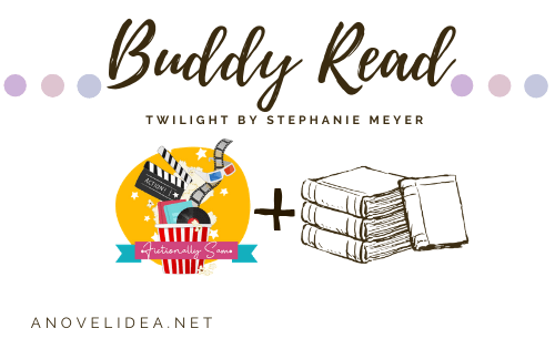 Buddy Read Twilight Header