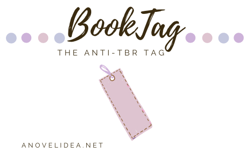 The Anti-TBR Book Tag