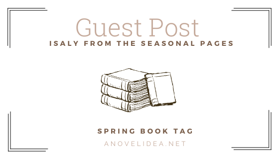Guest Post: Isaly from the Seasonal Pages
