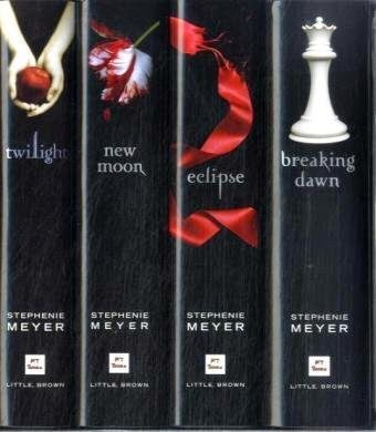 Stephenie Meyer – The Twilight Saga