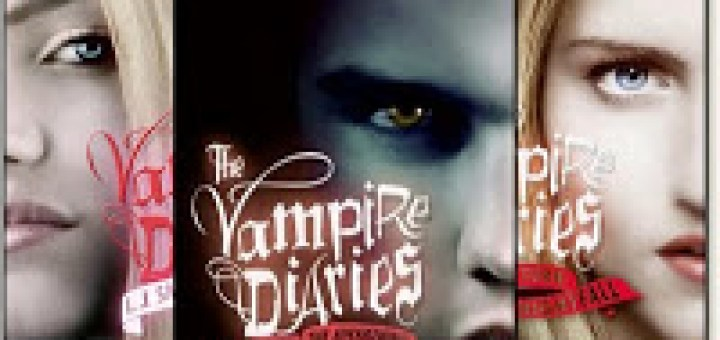 Lisa Jane Smith – The Vampire Diaries