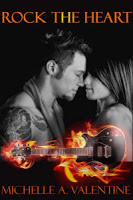 Michelle A. Valentine – Rock The Heart