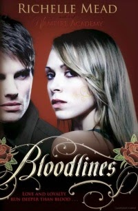 Richelle Mead – Bloodlines