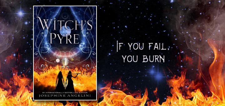 Josephine Angelini – Witch's Pyre