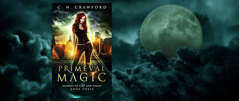 C.N. Crawford – Primeval Magic