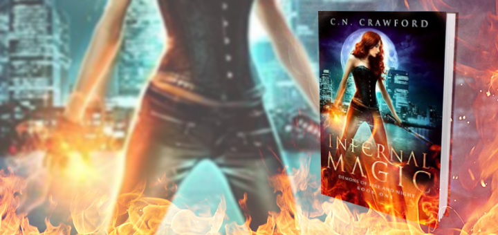 C.N. Crawford – Infernal Magic