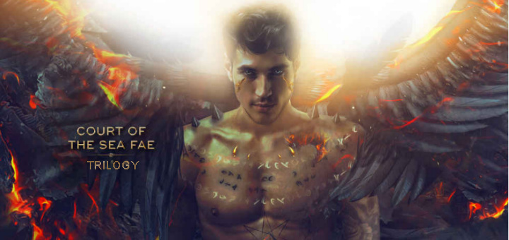C.N. Crawford – Court of the Sea Fae Trilogy