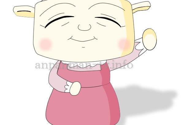 シチューおばさん 画像 イラスト アンパンマン