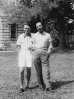 Schwartz e Renzo Bonfiglioli