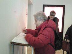Helga Feldner visita il Museo Archeologico Statale di Urbisaglia