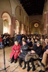 Helga Feldner partecipa al Concerto in memoria delle vittime della Shoah