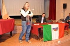Lorenzo Marconi (Presidente Provinciale ANPI Macerata)