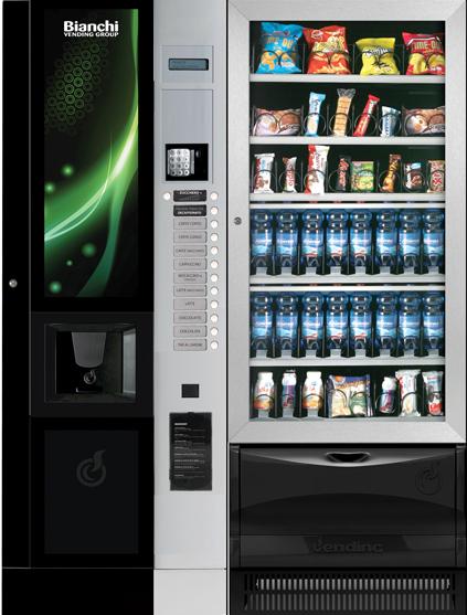 ¿Cuál es la mejor Maquina Vending?