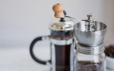 ¿Cómo preparar café con cafeteras de émbolo?
