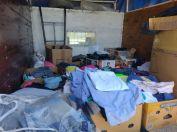 Video: La mudancera solidaria reune ropa y calzado para vecinos de Roca