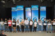 El Municipio entregó becas universitarias a 85 estudiantes de la ciudad