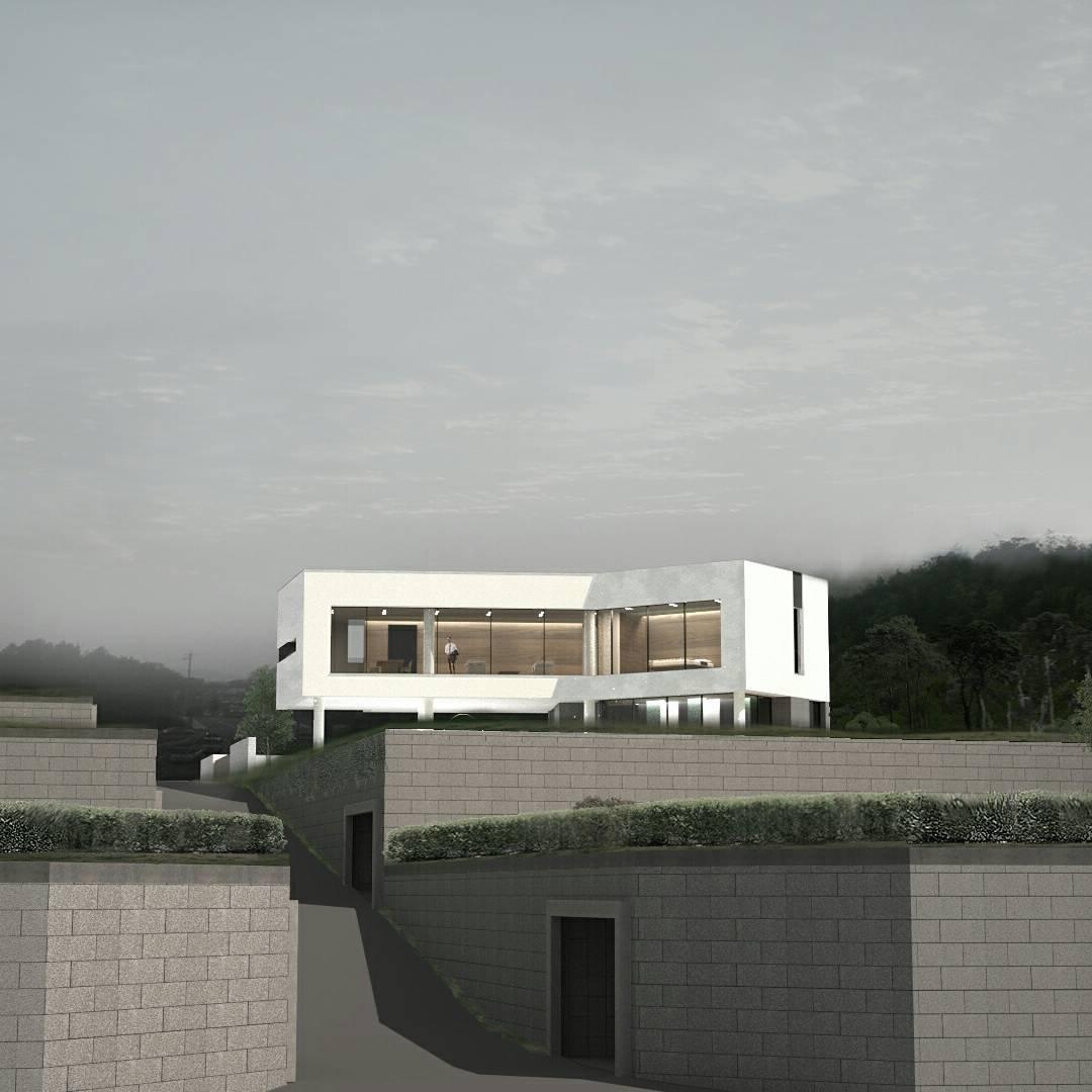 1531161409819675439 Style Lab Architects & Engineers: Arsitek Ahn Eung-jun