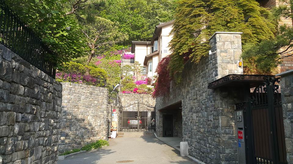 1999 Samjung Goomi Town House 5 Style Lab General Architect Office: Architect Ahn Eung-jun
