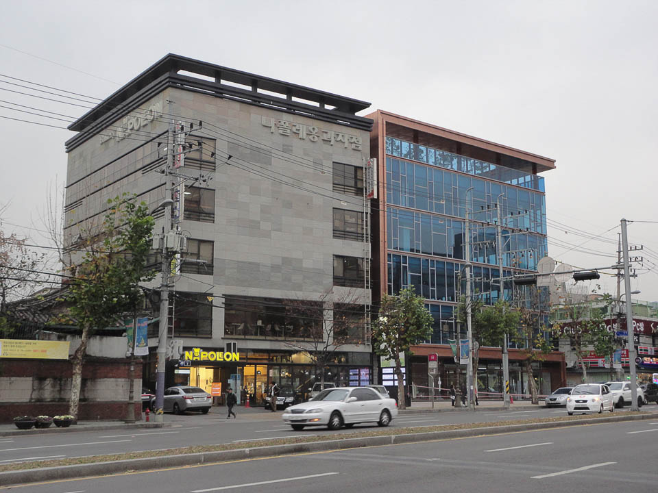 2011 Food Company Headquater 3 Style Lab General Architect Office: Architect Ahn Eung-jun