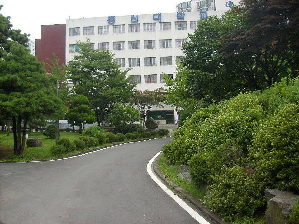 2012 Chongshin University 1 Style Lab Architects Office: Architect Ahn Eung-jun