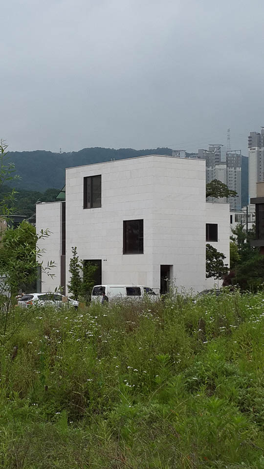 2013 Pangyo a House 1 Style Lab General Architect Office: Architect Ahn Eung-jun