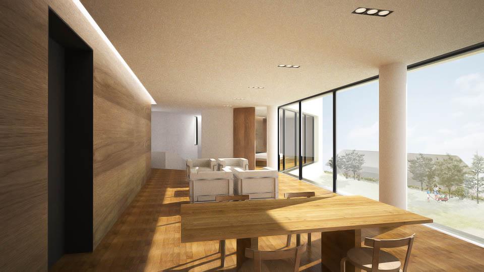 2015 Yellow Sea Gallery 1 Style Lab Kantor Arsitek Umum: Arsitek Ahn Eung-jun