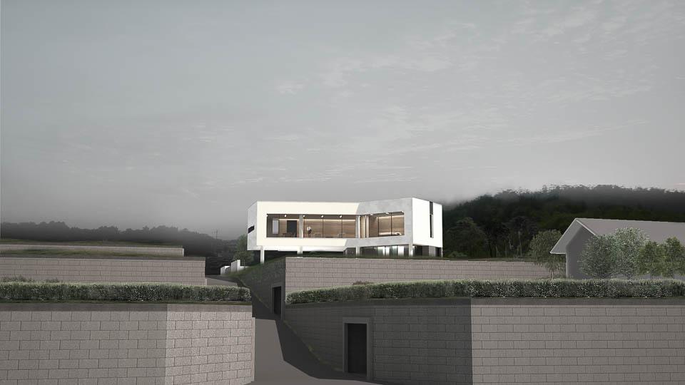 2015 Yellow Sea Gallery 3 Style Lab Kantor Arsitek Umum: Arsitek Ahn Eung-jun