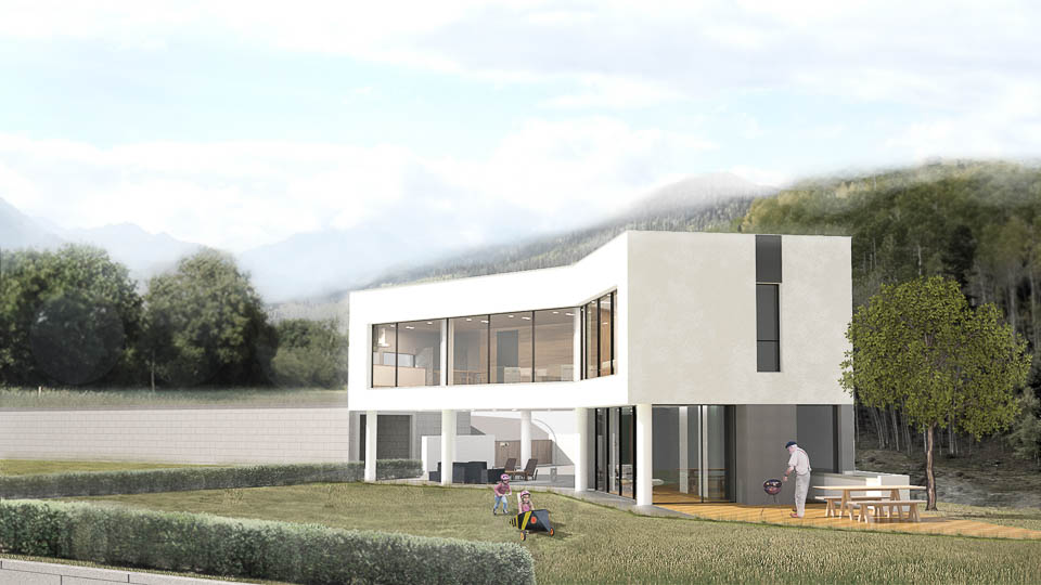 2015 Yellow Sea Gallery 6 Style Lab Kantor Arsitek Umum: Arsitek Ahn Eung-jun