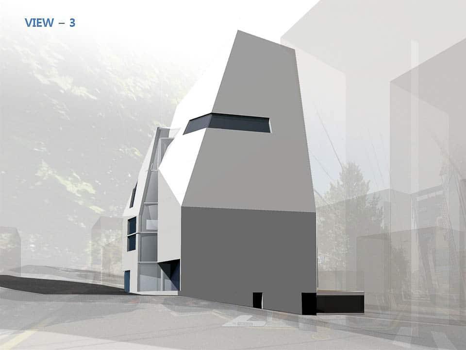 2016 - 논현동 아이파트너즈 사옥 BIM설계