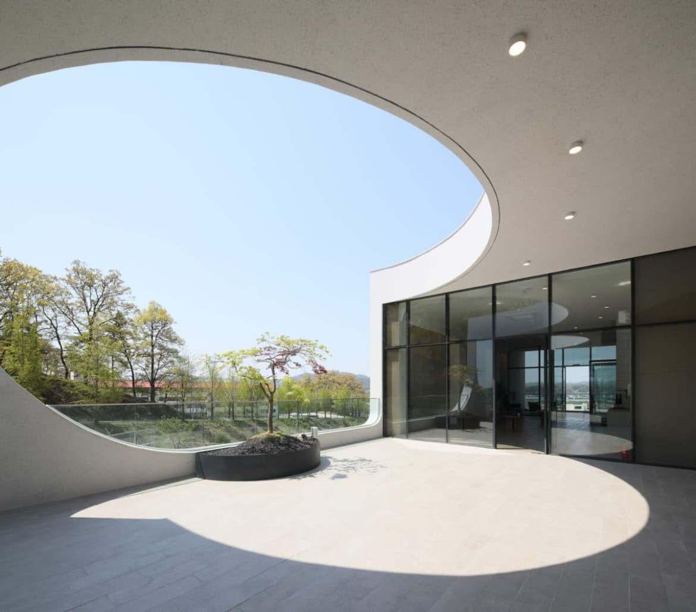 cafe eclogue007 Văn phòng kiến trúc Style Lab: Kiến trúc sư Ahn Eung-jun