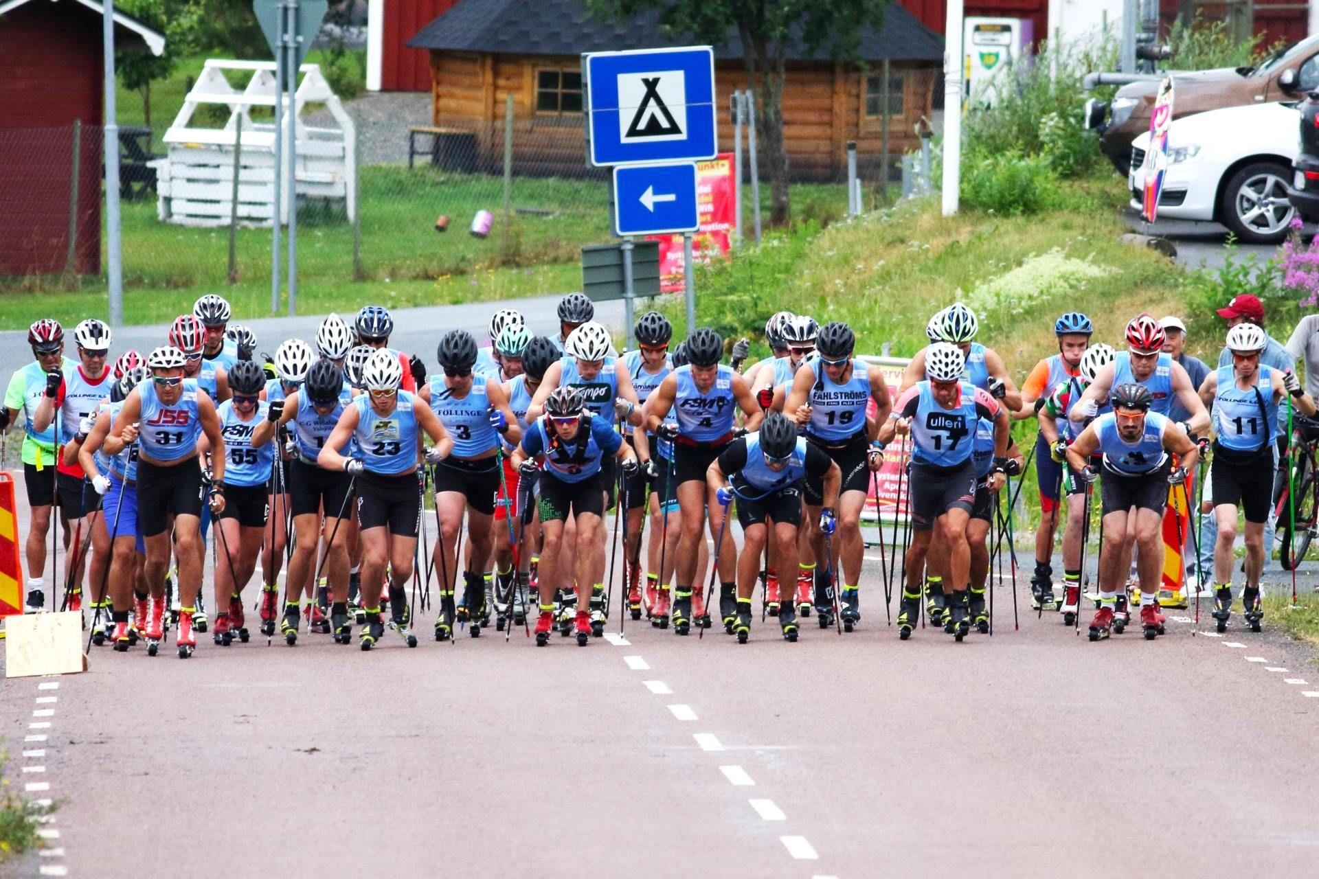Hotagens Sportclub - Vaajmarathon mellan Rötviken och Sørli.