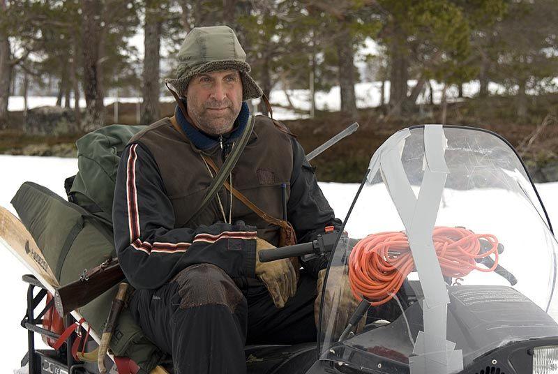 Peter Stormare i Filmen Varg. Foto film.nu