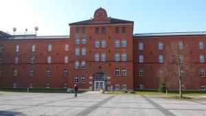 Hochschule Ansbach Hauptgebäude