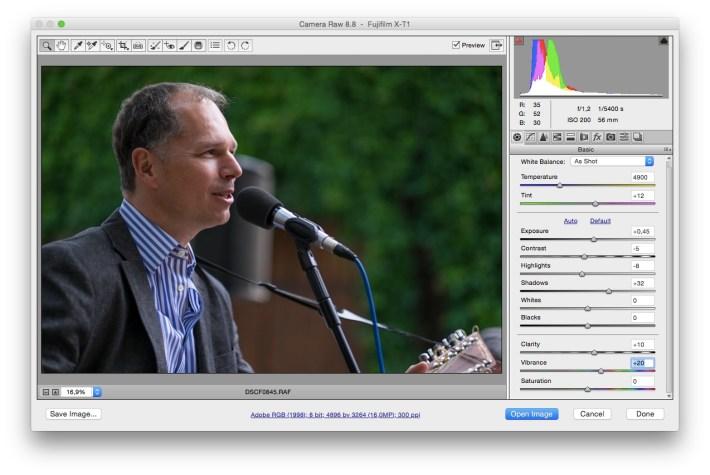 Adobe Camera RAW 02
