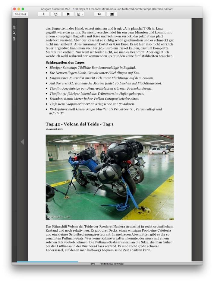 100 Days of Freedom - Kindle E-Book