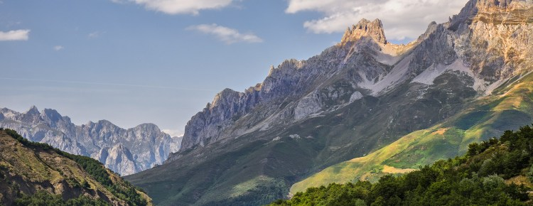 Picos de Europa, 100 Days of Freedom,