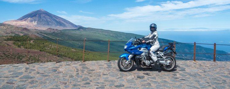 100 Days of Freedom, Teneriffa, Finca San Juan, Reisen, Motorradreise, Abenteuer, Motorradabenteuer, BMW, K1200