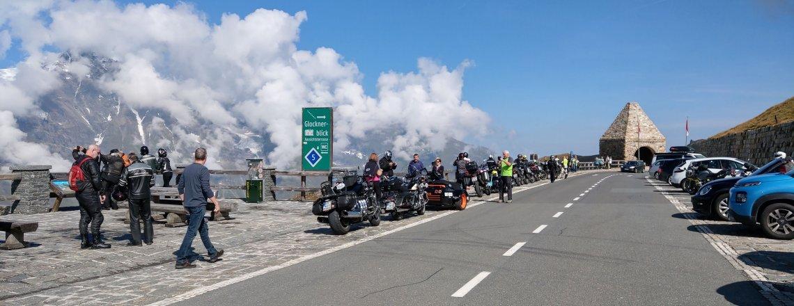 Corsica 2018 – Großglockner & Dolomiten