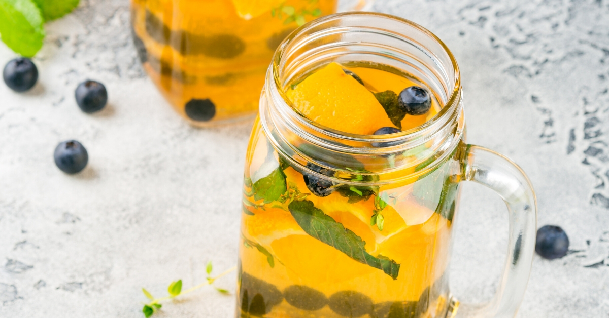 3 Fruit Infused Water Recipes for Your Sweet Tooth