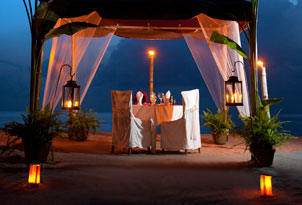 Tropical World Cuisine Anse Chastanet Resort St Lucia