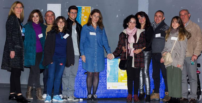 Día a favor de ANSEDH en la Casa de la Juventud de Parla