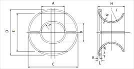 Bulwark Mounted Products :: Mooring Products :: Ansell