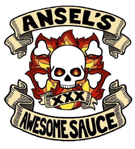 Ansel's Awesome Sauce Hot Sauce