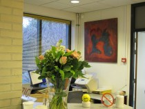 Exhibition Healthcentre Parkwijk Almere