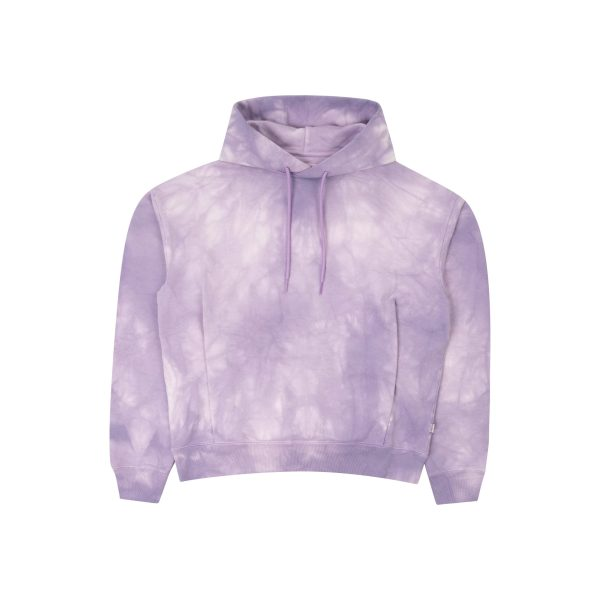 Martine Rose Classic Hoodie Mauve Front