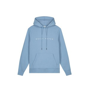 Daily Paper Alias Hoodie blue front