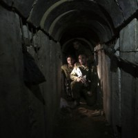 """Israel dan """"Hantu"""" Terowongan Pejuang Palestina di Jalur Gaza"""
