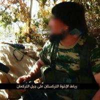 Mujahidin Turkistan Merayakan Idul Fitri Dalam Ribath