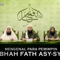 Mengenal Para Pemimpin JABHAH FATH ASY-SYAM