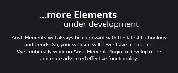 Ansh Elements For Elementor - 3